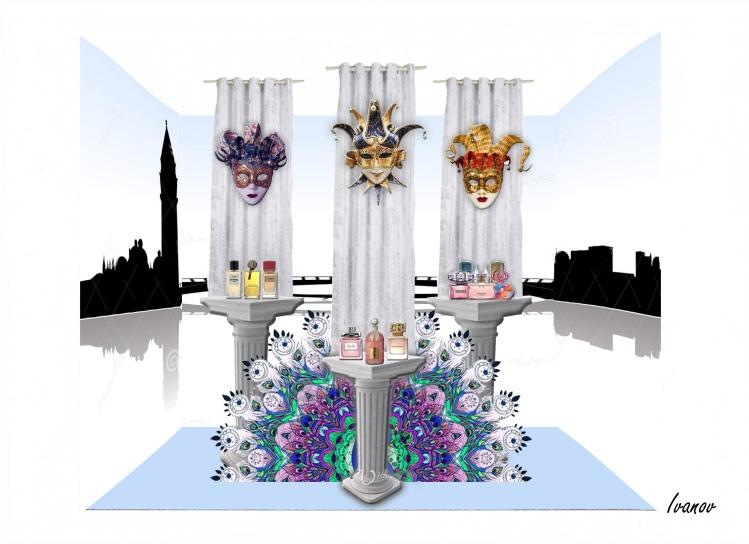 escaparate-perfumeria-carnaval